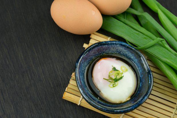 Hot Spring Eggs (Onsen Tamago)