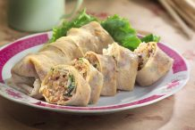 Fresh Spring Roll (Popiah)