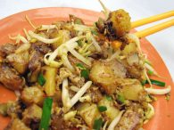 Fried Carrot Cake (Chai Tow Kway)