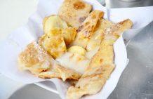 Banana Pancake (Roti Gulay)