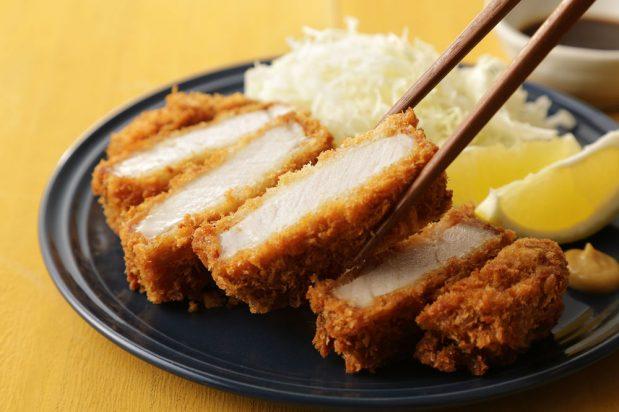 Japanese Pork Cutlets (Tonkatsu)