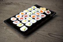 Assorted Sushi Rolls (Nori Maki)