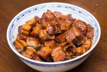 Okinawan Glazed Pork (Rafute)