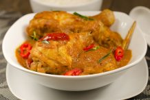 Nyonya Kapitan Chicken Curry