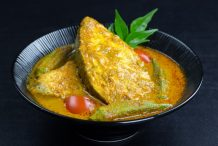 Malaysian Indian Fish Curry