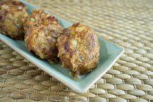 Potato Croqeuttes (Begedil)