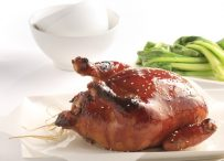 Chinese Honey Roasted Chicken