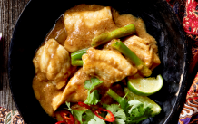 Malaysian Snapper Curry