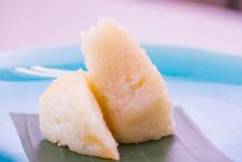 Glutinous Rice Cakes with Palm Sugar (Wajik)