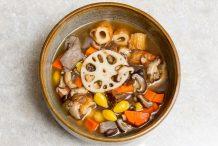 Chunky Vegetable Soup Niigata Style (Noppei Jiru)