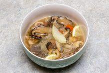 Buckwheat Porridge (Sobagome Zosui)