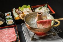 Japanese Beef Hot Pot (Shabu Shabu)