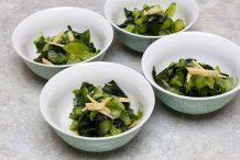 Wakame Cucumber Salad (Sunomono)