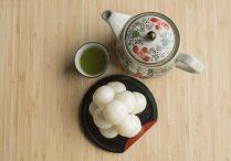 Moon-viewing Dumplings (Tsukimi Dango)