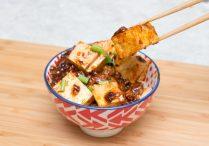 Mabo Tofu Japanese Style (Mabo Don)