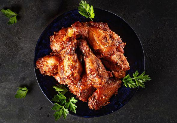 Nyonya Fried Chicken (Inche Kabin)