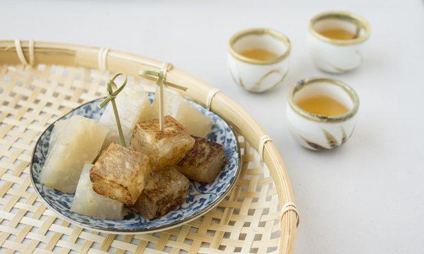 Water Chestnut Cake (Ma Tai Gou)