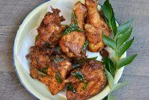 Deep Fried Chicken with Spices (Ayam Goreng Berempah)