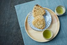 Grilled Rice Ball (Yaki Onigiri)