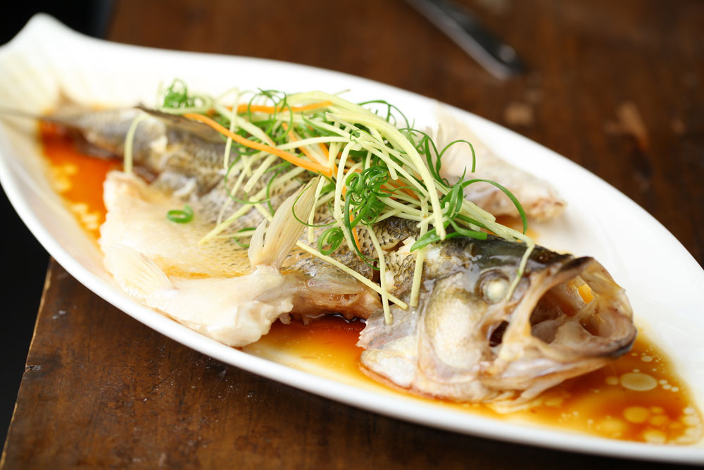 Chinese Steamed Fish   Asian Inspirations