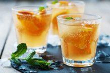 Yuzu Lemongrass Citrus Sparkler
