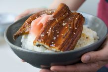 Grilled Eel on Rice (Unagi Donburi)