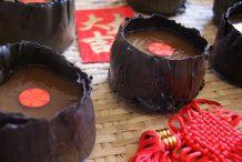 Chinese Lunar New Year Cake (Nian Gao)