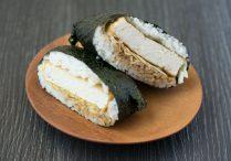 Tofu Sushi Sandwich (Tofu Onigirazu)