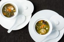 Watercress Soup (Sai Yong Choi Tong)