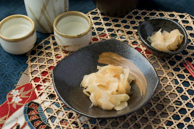 Japanese Pickled Ginger Gari Asian Inspirations