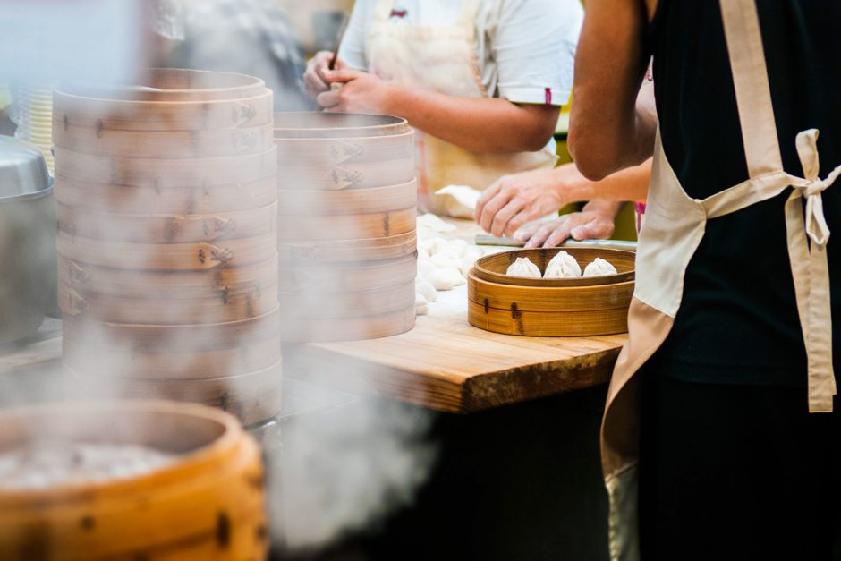 Why You Should Steam Your Food