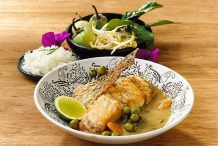 Thai Green Curry Barramundi