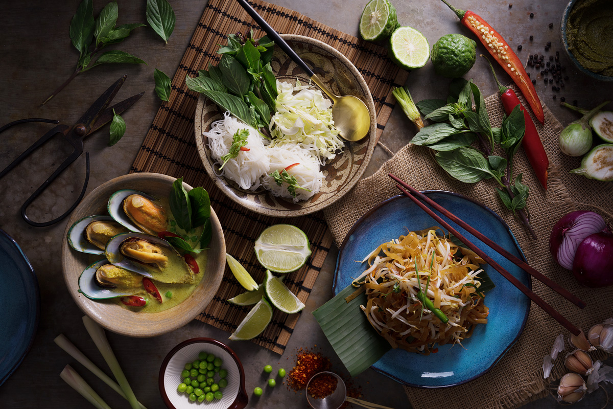 Salty Spicy Sweet And Sour Why Australians Love Thai Cuisine Asian Inspirations