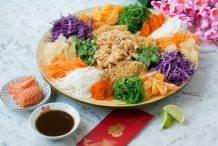 Get Lucky this Lunar New Year with Malaysian Yu Sheng