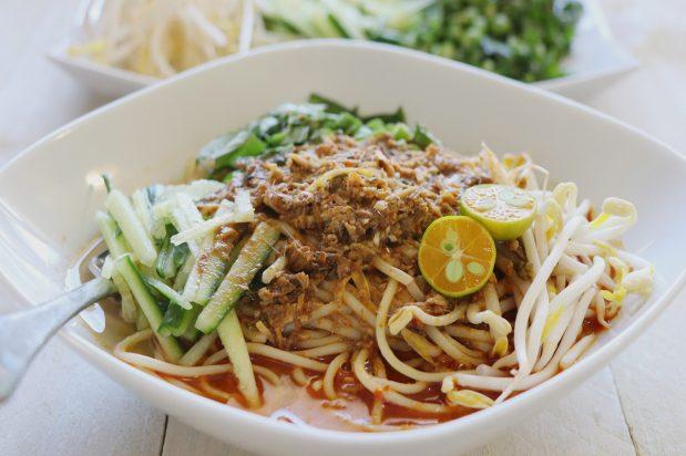 laksa johor recipe by Asian Inspirations