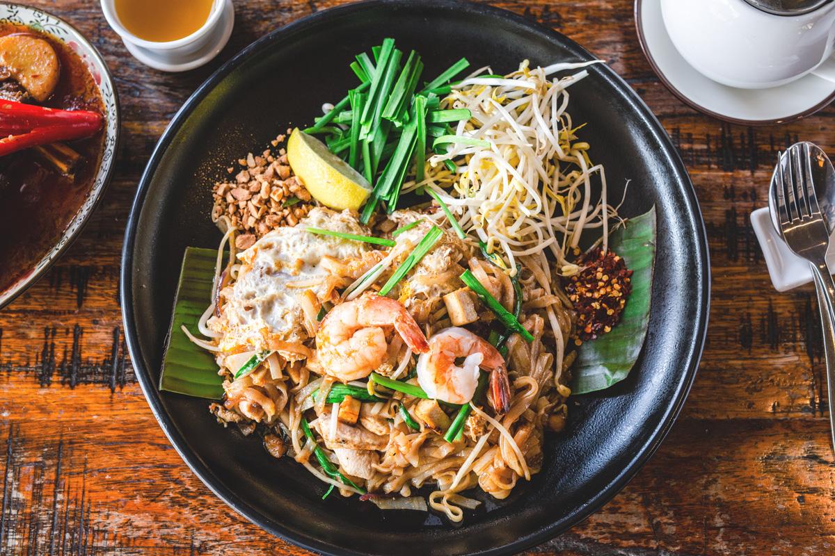 Asian Food Recipes Noodles
