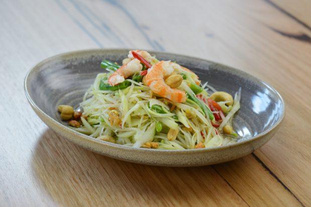 Thai Papaya Salad (Som Tum)