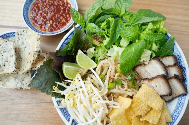 Hoi An Style Noodles (Cao Lau)
