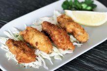 Japanese Fried Oysters (Kaki Fry)