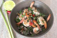 Yum Takrai (Thai Lemongrass Salad)