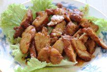 Vegetarian Char Siew