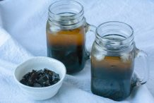 Grass Jelly Drink (Cincau)