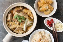 Malaysian Bak Kut Teh Herbal Soup