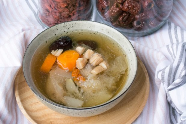 Chinese Shark Fin Melon Soup