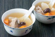 Chinese Radish Soup