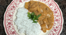 Slow Cooked Thai Beef Massaman Curry
