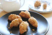 Crispy Fried Yam Puff (Wu Kok)