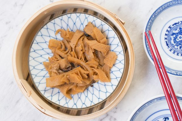 Spicy Steamed Beef Tripe Asian Inspirations