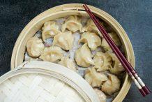 Prawn and Ginger Dumplings