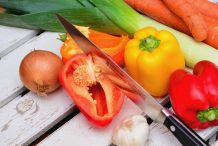 asian stir fried veggies